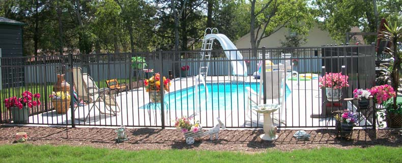 Aluminm Pool Fences Murfreesboro Mt Juliet