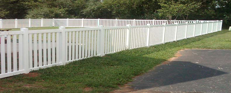 Vinyl Fencing Murfreesboro and Mt. Juliet