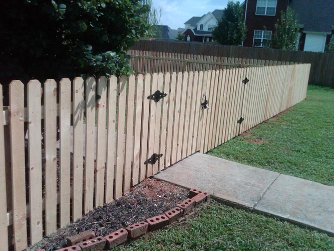 Installing A Fence When To Call The Pros Murfreesboro