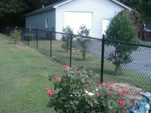 How To Improve The Looks For Your Chain Link Fence