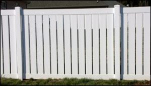 Mississippi Semi-Private Style Fence
