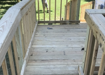 Deck Installation 2