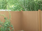 6' Composite Fence