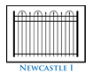 Newcastle I Fences
