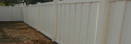 Vinyl Fences Mt. Juliet